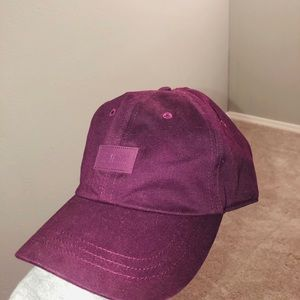 Pink store hat